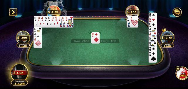 chơi sâm lốc online tại go88