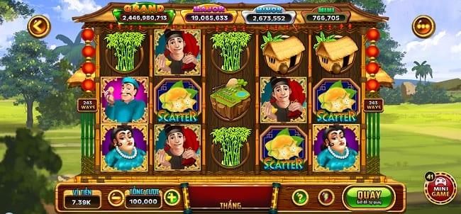 chơi game ăn khế trả vàng game bài đổi thưởng go88