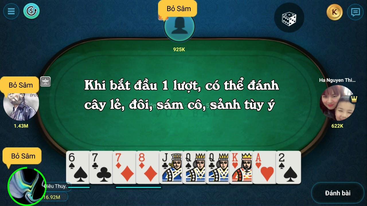đánh sâm lốc online tại cổng game bài đổi thưởng go88