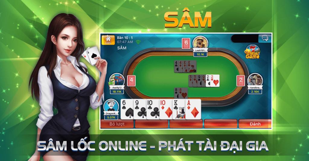sâm lốc online - game bài đổi thưởng go88