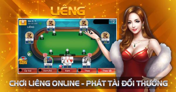 chơi liêng online tại cổng game bài đổi thưởng go88