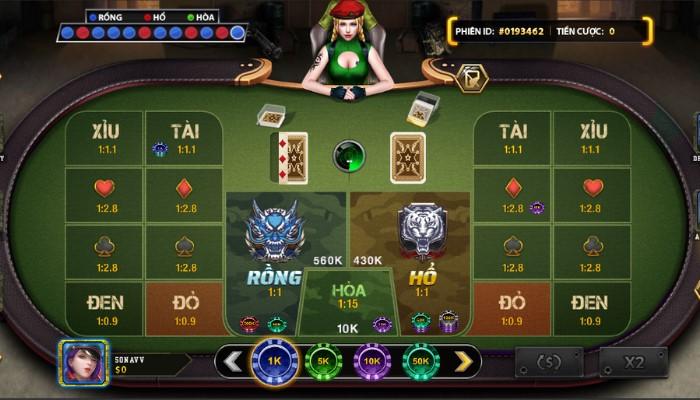 game bài go88 hướng dẫn mẹo chơi rồng hổ