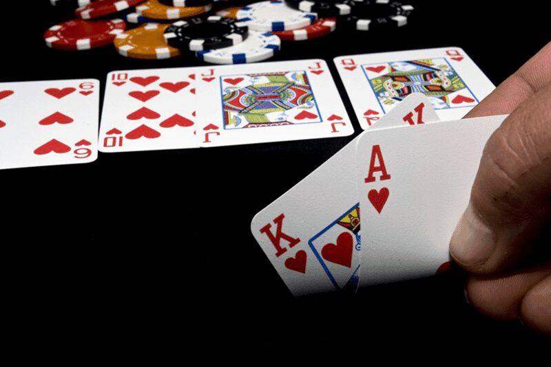 nghệ thuật poker texas hold'em nhà cái go88
